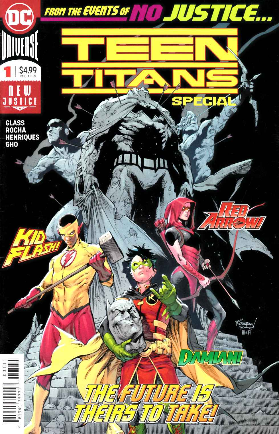 Teen Titans Special #1 Very Fine (8.0) [DC Comic] LARGE
