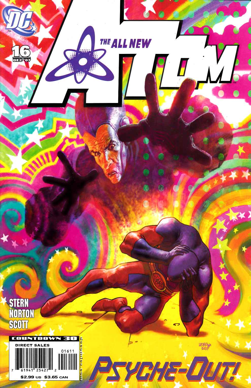 All New Atom #16 Very Fine (8.0) [DC Comic] THUMBNAIL