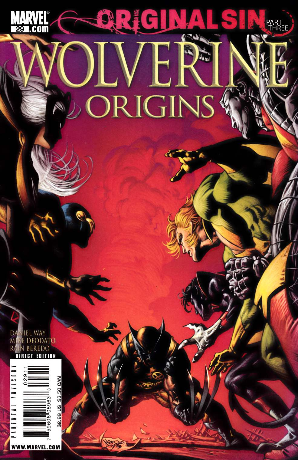 Wolverine Origins #29 Near Mint (9.4) [Marvel Comic] THUMBNAIL