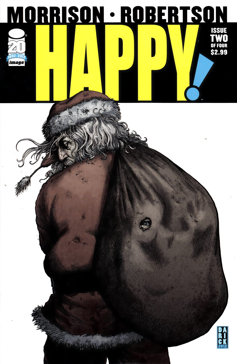 Happy #2 Near Mint (9.4) [Image Comic] THUMBNAIL