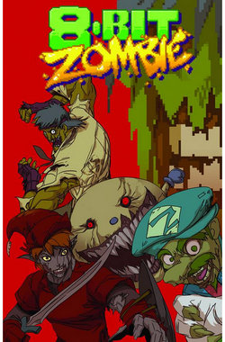 8 Bit Zombies (One Shot) [Comic] LARGE