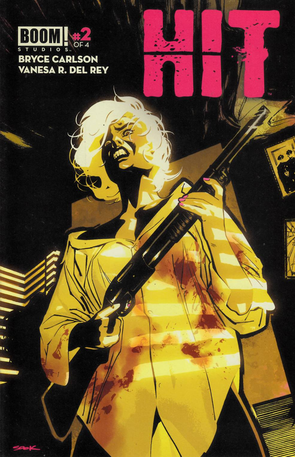 Hit #2 Near Mint (9.4) [Boom Comic] THUMBNAIL