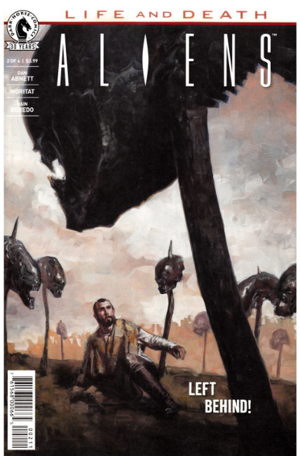 Aliens Life and Death #2 [Dark Horse Comic]
