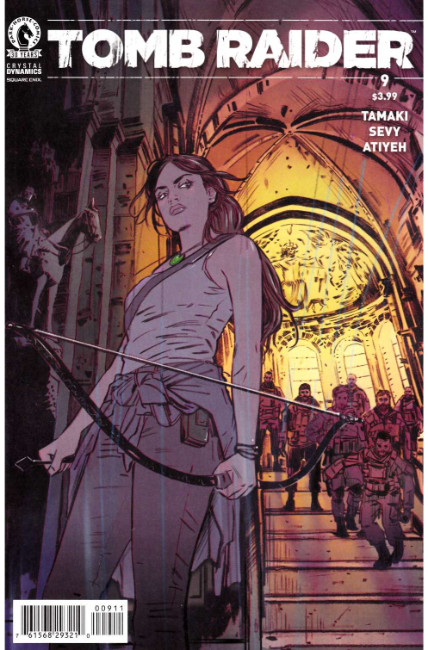 Tomb Raider 2016 #9 [Dark Horse Comic] THUMBNAIL