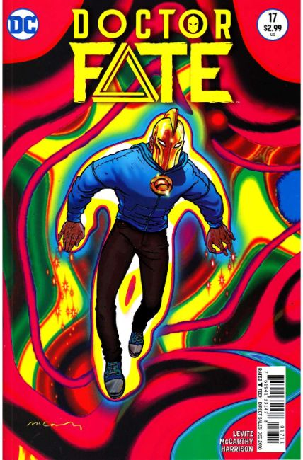 Doctor Fate #17 [DC Comic]_THUMBNAIL