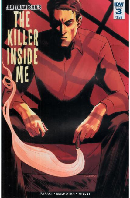 Jim Thompson Killer Inside Me #3 [IDW Comic] LARGE