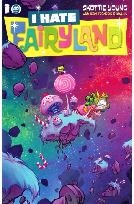 I Hate Fairyland #10 Cover A [Image Comic] THUMBNAIL