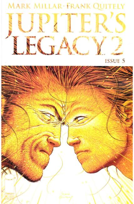 Jupiters Legacy Vol 2 #5 [Image Comic] THUMBNAIL