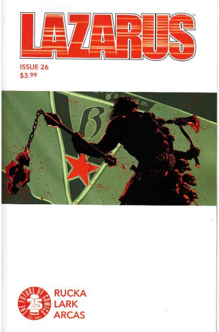 Lazarus #26 Cover A [Image Comic] THUMBNAIL