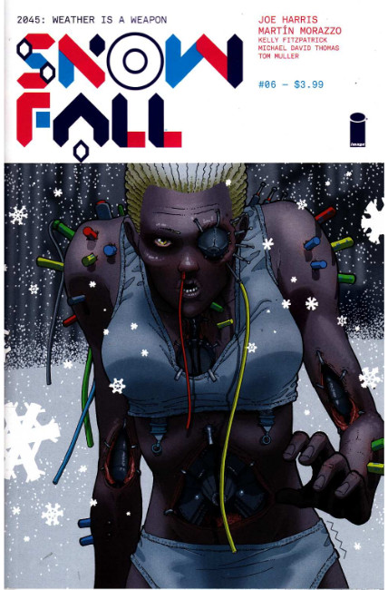 Snowfall #6 [Image Comic] LARGE