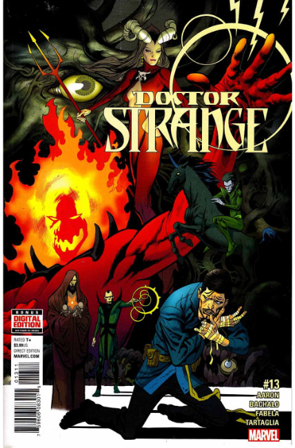 Doctor Strange #13 [Marvel Comic] THUMBNAIL