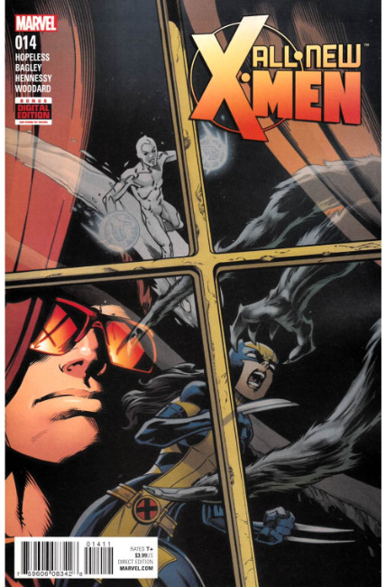 All New X-Men #14 [Marvel Comic] LARGE