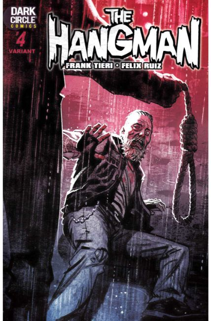 Hangman #4 Cover B [Archie Comic] LARGE