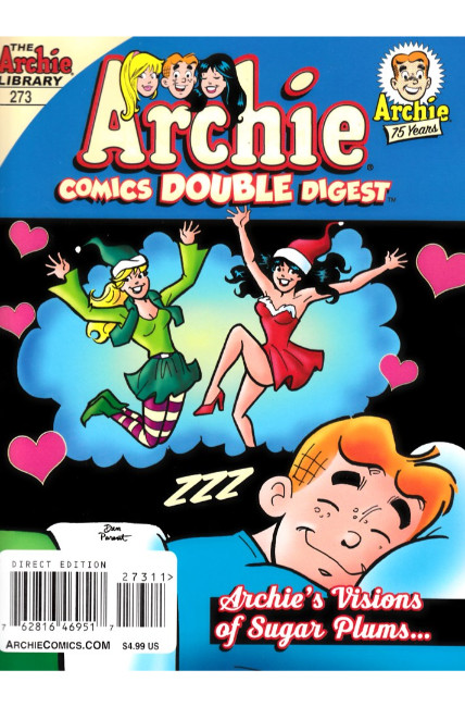 Archie Comics Double Digest #273 [Archie Comic] LARGE