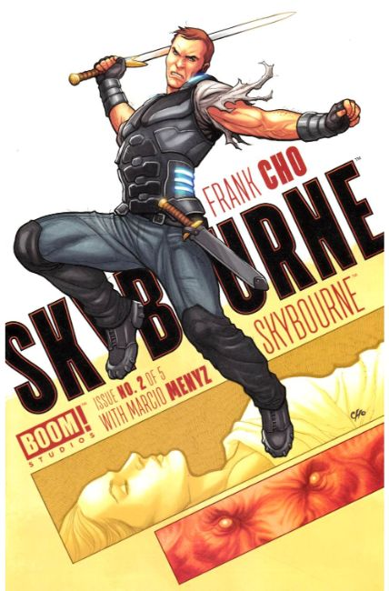 Skybourne #2 [Boom Comic]