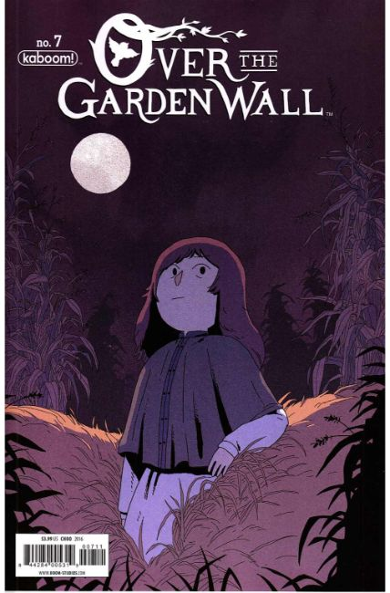 Over Garden Wall Ongoing #7 [Boom Comic] THUMBNAIL