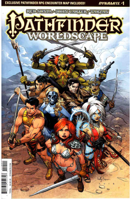 Pathfinder Worldscape #1 Cover A [Dynamite Comic]_THUMBNAIL
