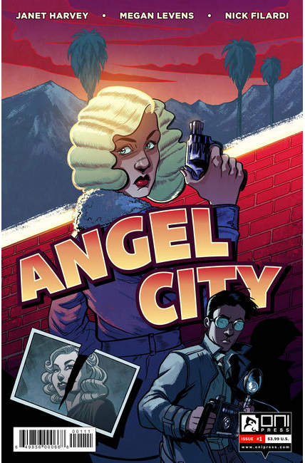Angel City #1 [Oni Press Comic] THUMBNAIL