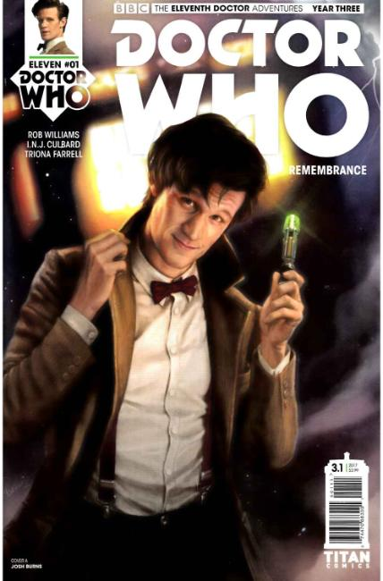 Doctor Who 11th Doctor Year Three #1 Cover A [Titan Comic]_THUMBNAIL