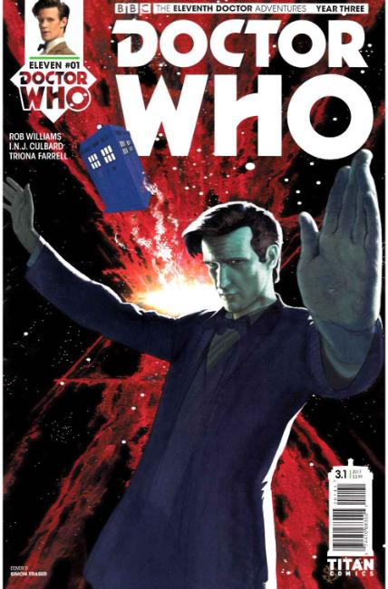 Doctor Who 11th Doctor Year Three #1 Cover D [Titan Comic]_THUMBNAIL