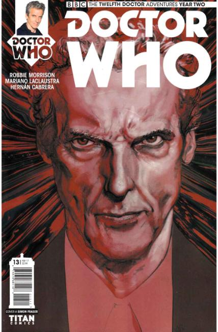 Doctor Who 12th Doctor Year Two #13 Cover A [Titan Comic] THUMBNAIL