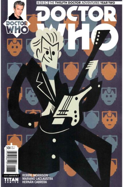 Doctor Who 12th Doctor Year Two #13 Cover C [Titan Comic] THUMBNAIL