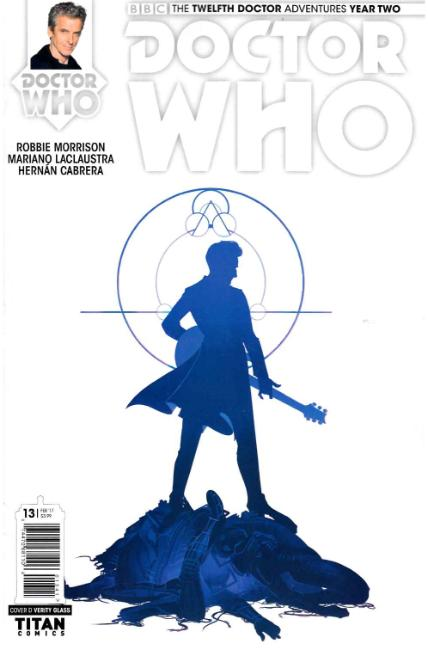 Doctor Who 12th Doctor Year Two #13 Cover D [Titan Comic] THUMBNAIL