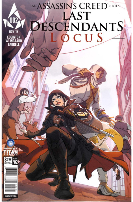 Assassins Creed Locus #2 Cover B [Titan Comic]_THUMBNAIL