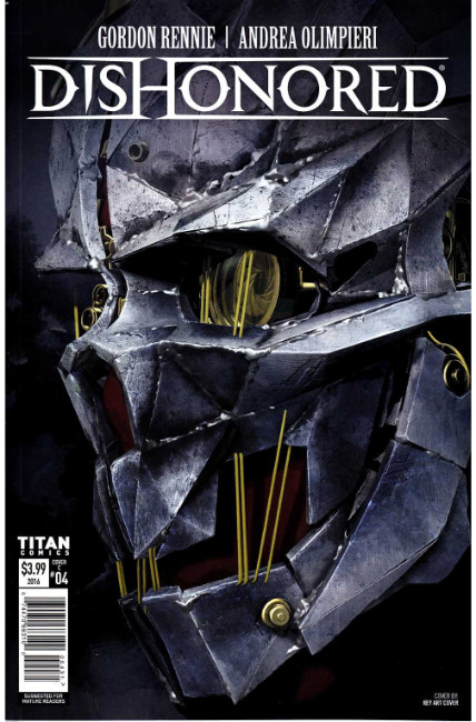 Dishonored #4 Cover C [Titan Comic]_THUMBNAIL