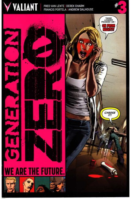 Generation Zero #3 Cover A [Valiant Comic]_THUMBNAIL