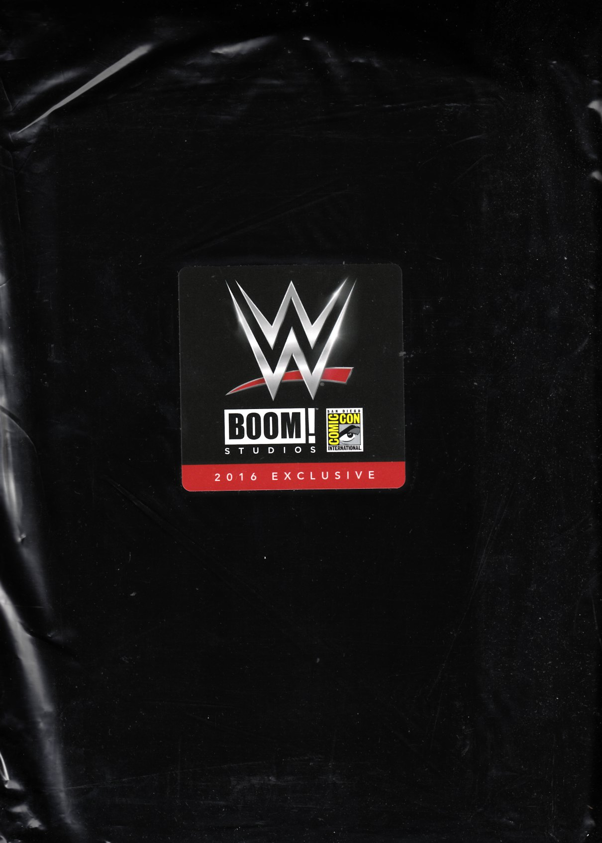 LCSD 2016 WWE Limited Edition Bundle [Boom Comic] THUMBNAIL