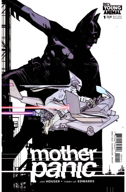 Mother Panic #1 Edwards Variant Cover [DC Comic] THUMBNAIL