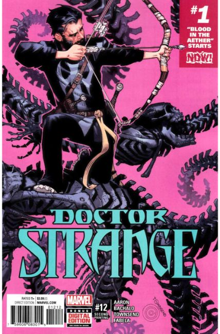 Doctor Strange #12 Second Printing [Marvel Comic] THUMBNAIL
