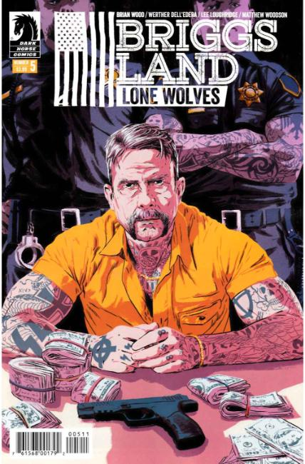 Briggs Land Lone Wolves #5 [Dark Horse Comic] THUMBNAIL