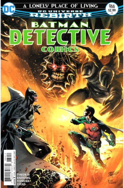 Detective Comics #966 [DC Comic]