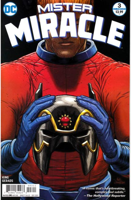 Mister Miracle #3 Near Mint (9.4) [DC Comic] THUMBNAIL