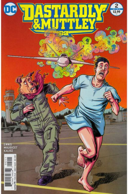 Dastardly and Muttley #2 [DC Comic]_THUMBNAIL