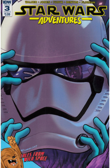 Star Wars Adventures #3 Cover B [IDW Comic] THUMBNAIL