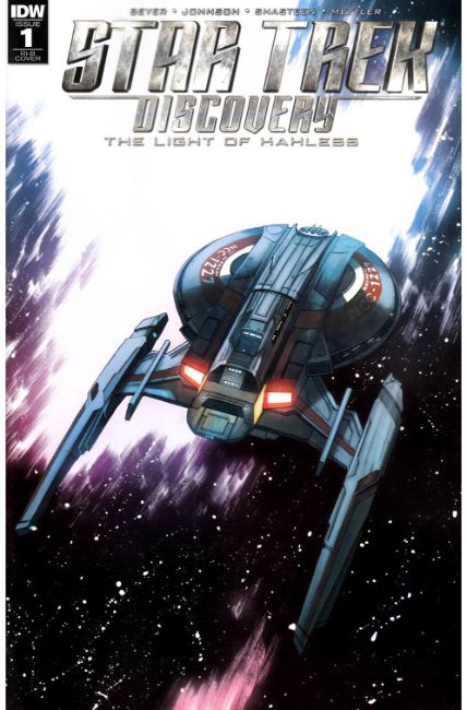 Star Trek Discovery #1 Cover RIB [IDW Comic] THUMBNAIL