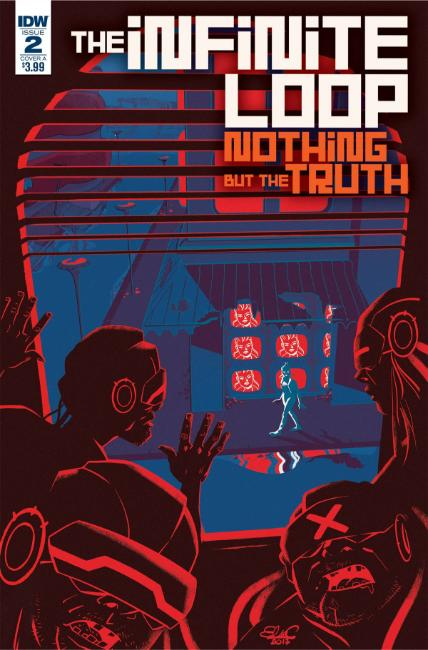Infinite Loop Nothing But the Truth #2 Cover A [IDW Comic]_THUMBNAIL