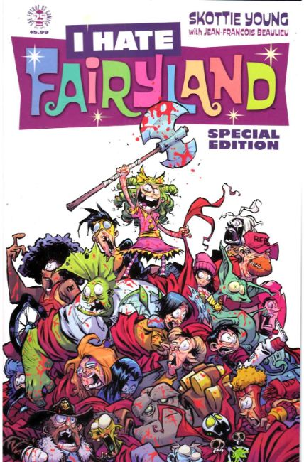I Hate Fairyland Special Edition (One Shot) Cover A [Image Comic] THUMBNAIL