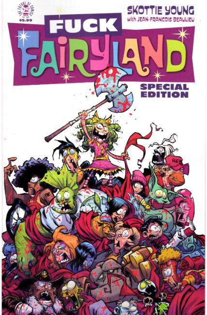 I Hate Fairyland Special Edition (One Shot) Cover B [Image Comic] THUMBNAIL