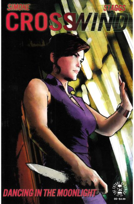 Crosswind #5 Cover B [Image Comic] THUMBNAIL