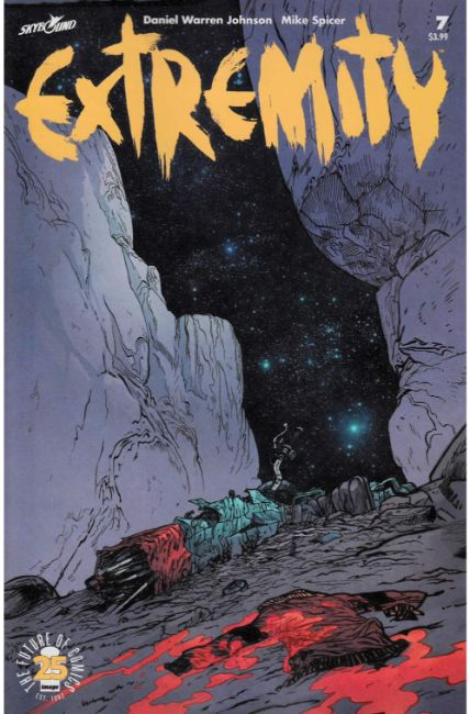 Extremity #7 Cover A [Image Comic]