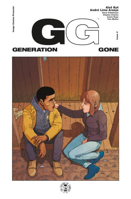 Generation Gone #4 Cover A [Image Comic] THUMBNAIL