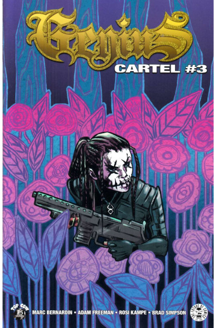 Genius Cartel #3 [Image Comic]