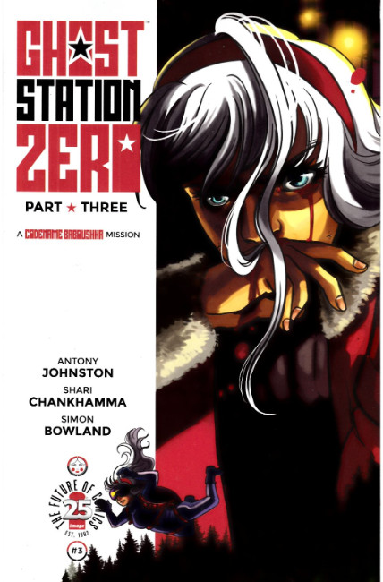 Ghost Station Zero #3 Cover A [Image Comic]