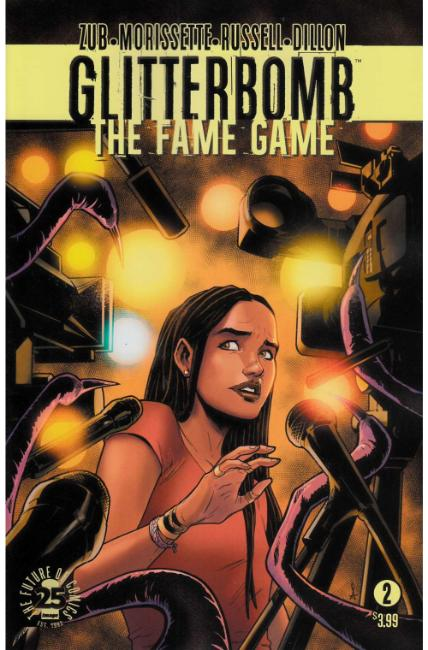 Glitterbomb Fame Game #2 Cover B [Image Comic]_THUMBNAIL