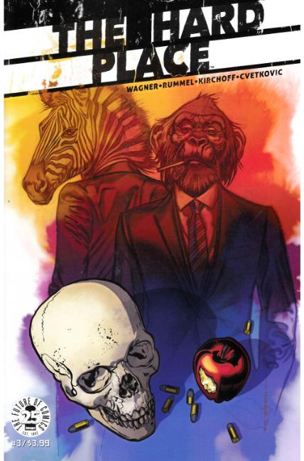 Hard Place #3 Cover A [Image Comic] THUMBNAIL