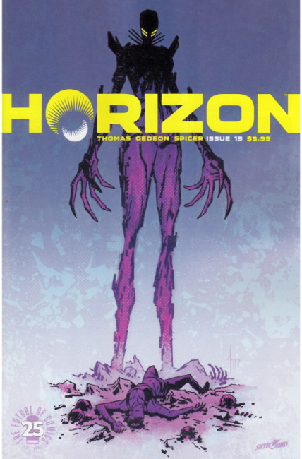Horizon #15 Cover A [Image Comic]